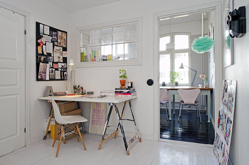 adelaparvu.com despre apartament 2 camere 51 mp Suedia, Foto Alvhem (5)