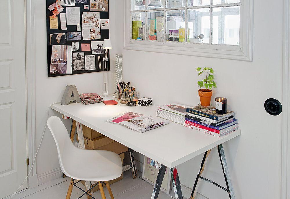 adelaparvu.com despre apartament 2 camere 51 mp Suedia, Foto Alvhem (7)