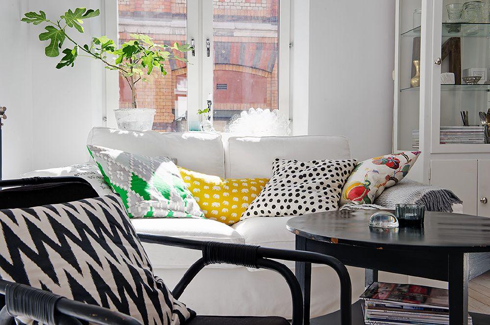 adelaparvu.com despre apartament 2 camere 51 mp Suedia, Foto Alvhem (8)