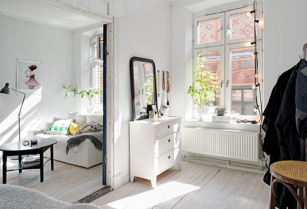 adelaparvu.com despre apartament 2 camere 51 mp Suedia, Foto Alvhem (9)