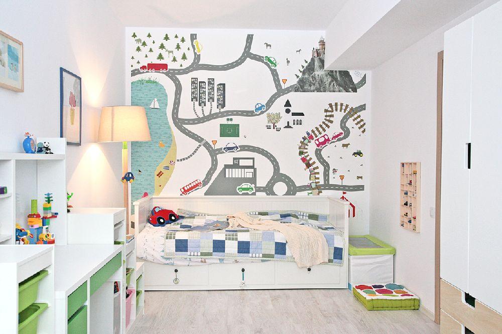 adelaparvu.com despre apartament 3 camere, 75 mp in Bucuresti, design interior Val Decor, Alia Bakutayan si Daniel Tufis, Foto Alia Bakutayan (28)