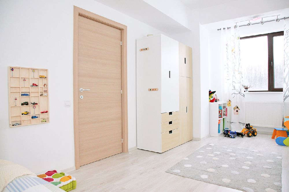 adelaparvu.com despre apartament 3 camere, 75 mp in Bucuresti, design interior Val Decor, Alia Bakutayan si Daniel Tufis, Foto Alia Bakutayan (30)