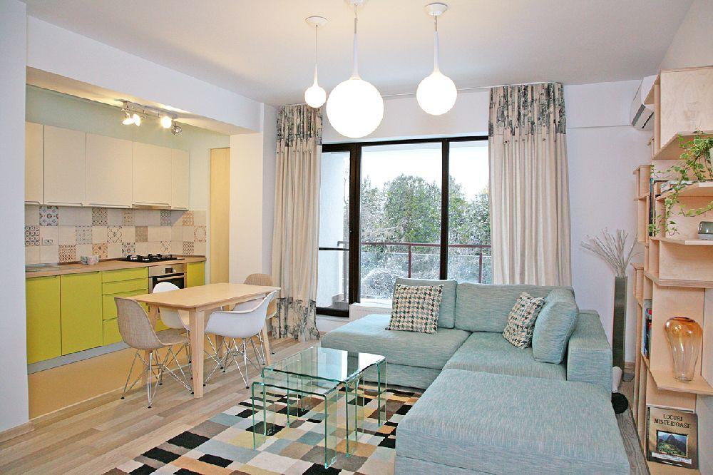adelaparvu.com despre apartament 3 camere, 75 mp in Bucuresti, design interior Val Decor, Alia Bakutayan si Daniel Tufis, Foto Alia Bakutayan (8)