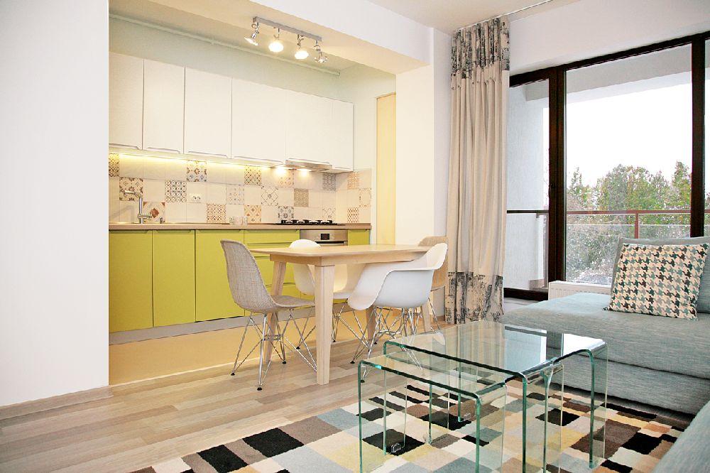 adelaparvu.com despre apartament 3 camere, 75 mp in Bucuresti, design interior Val Decor, Alia Bakutayan si Daniel Tufis, Foto Alia Bakutayan (9)
