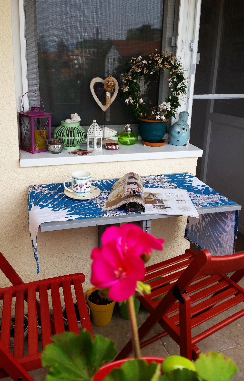 adelaparvu.com despre apartament 3 camere colorat in Sibiu, Foto Adela Parvu (3)