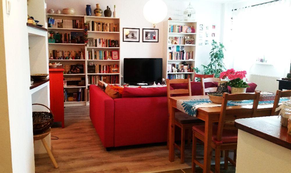 adelaparvu.com despre apartament 3 camere colorat in Sibiu, Foto Adela Parvu (41)