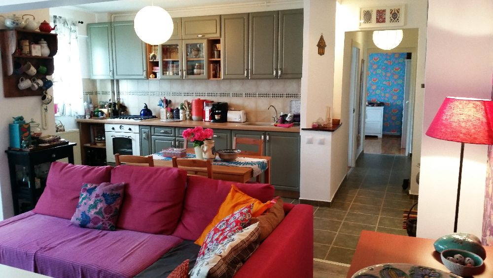 adelaparvu.com despre apartament 3 camere colorat in Sibiu, Foto Adela Parvu (42)