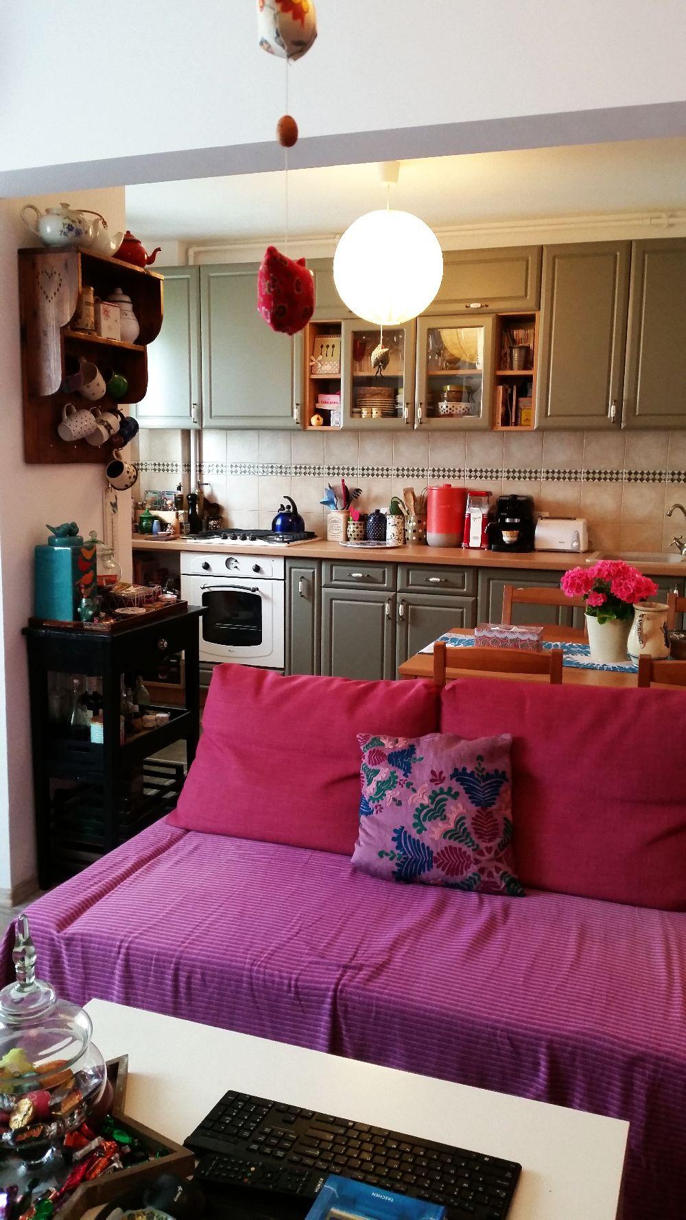 adelaparvu.com despre apartament 3 camere colorat in Sibiu, Foto Adela Parvu (45)