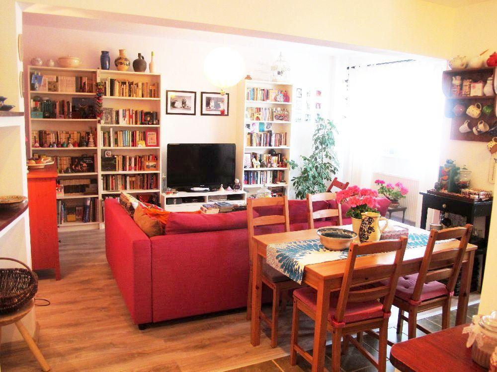 adelaparvu.com despre apartament 3 camere colorat in Sibiu, Foto Adela Parvu (62)