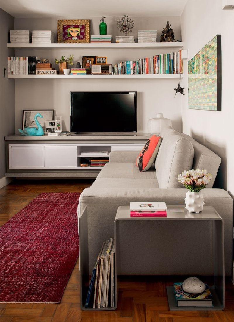adelaparvu.com despre apartament de 58 mp, design interior Mayra Navarro, Foto Caca Bratke (7)