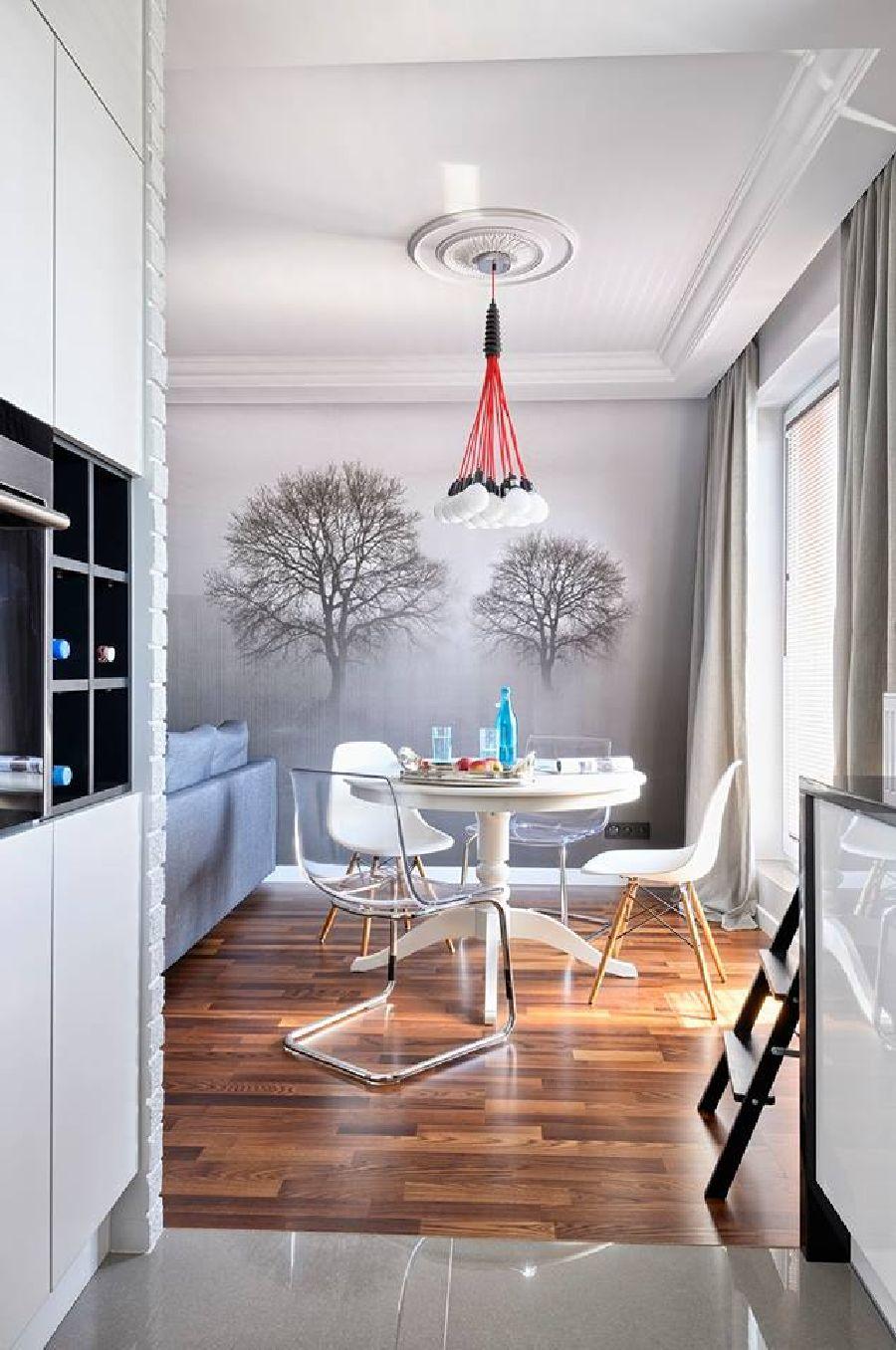 adelaparvu.com despre apartament de trei camere, 55 mp, design interior Aparicium Studio (16)