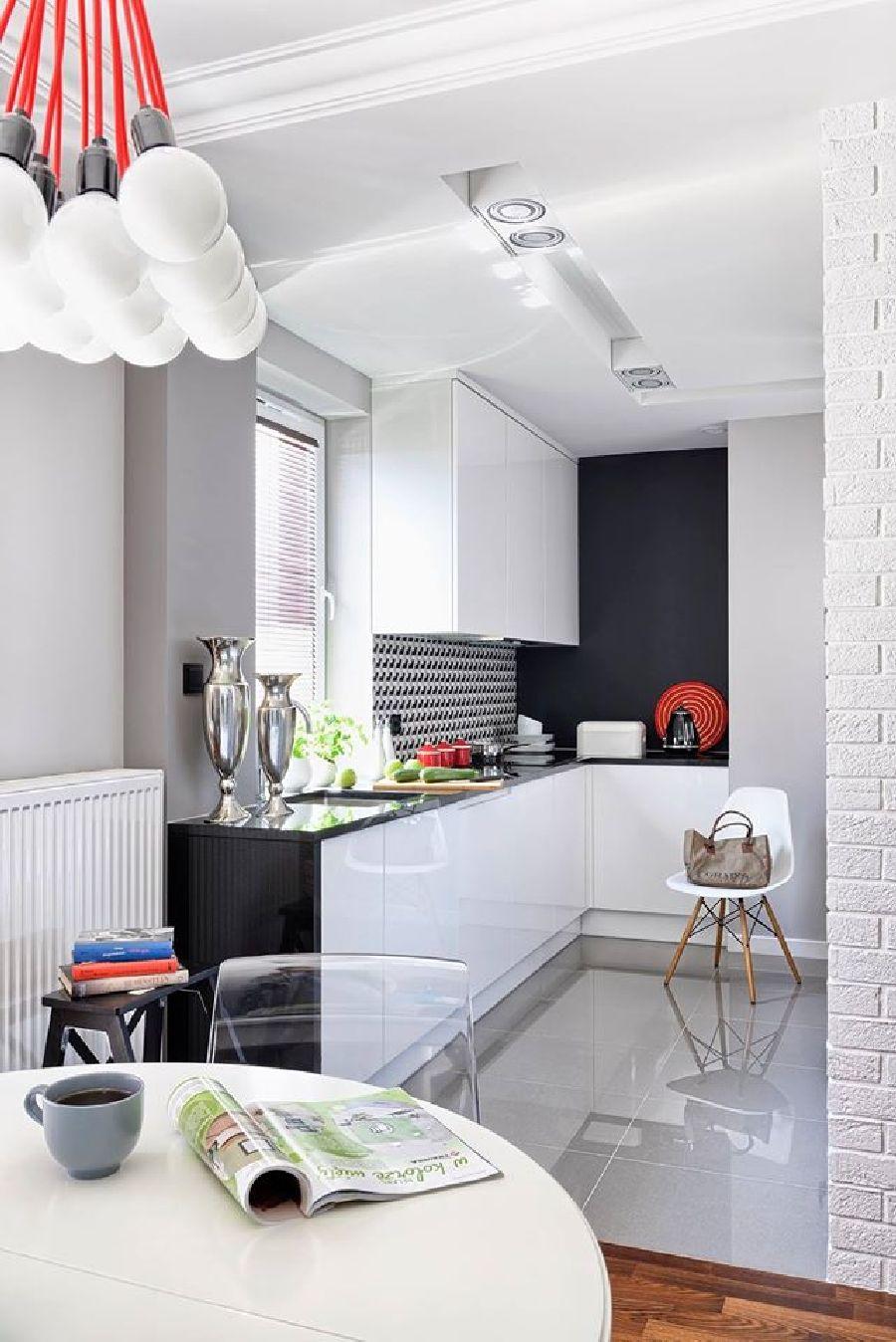adelaparvu.com despre apartament de trei camere, 55 mp, design interior Aparicium Studio (19)