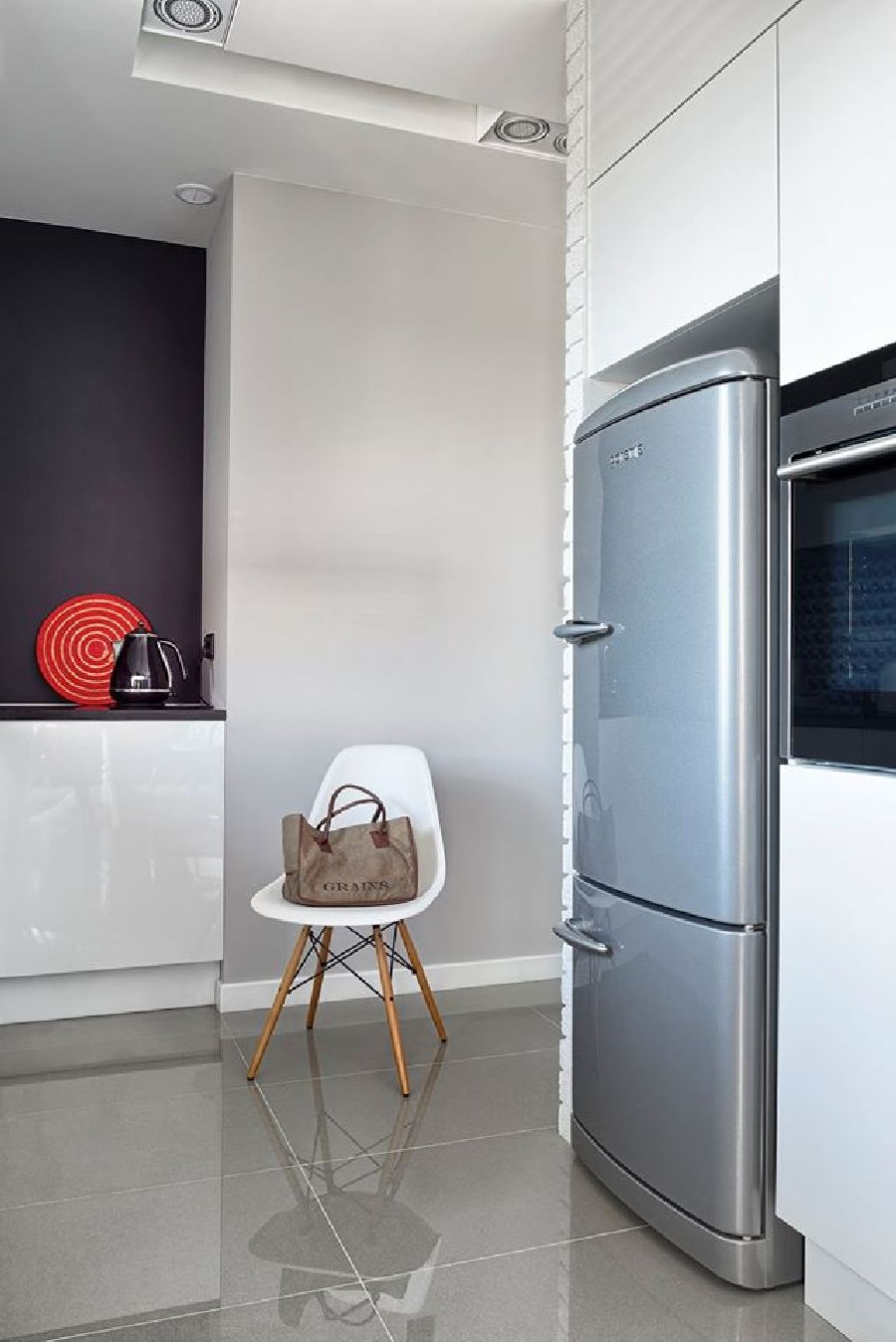 adelaparvu.com despre apartament de trei camere, 55 mp, design interior Aparicium Studio (20)