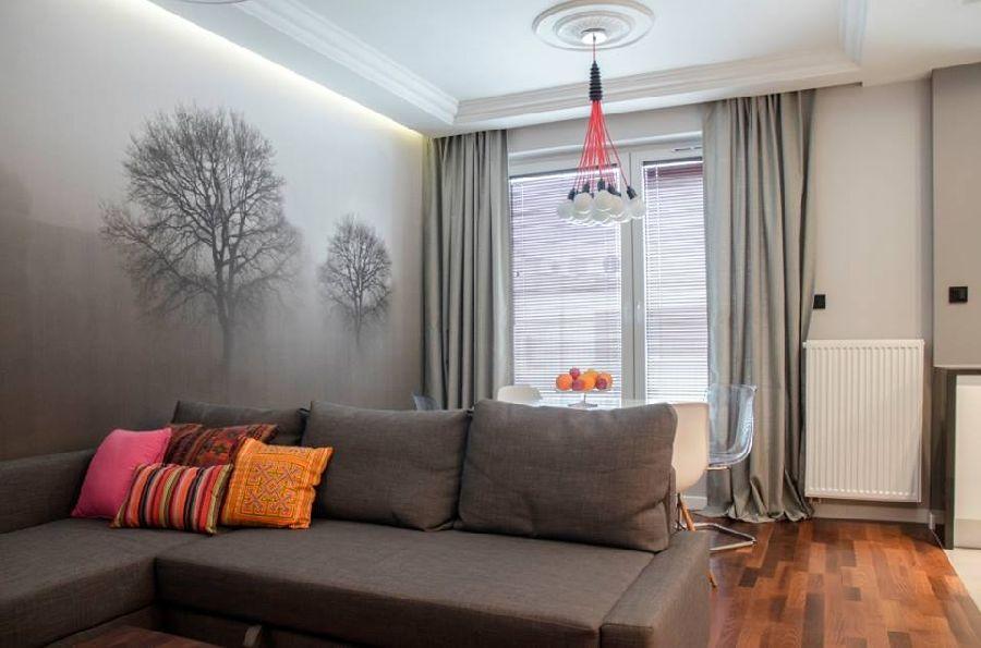 adelaparvu.com despre apartament de trei camere, 55 mp, design interior Aparicium Studio (3)