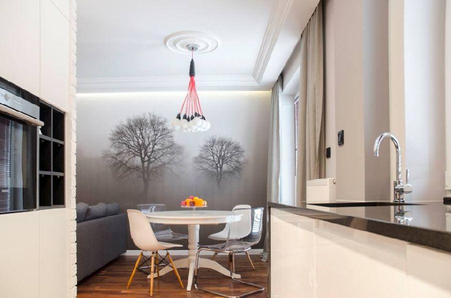 adelaparvu.com despre apartament de trei camere, 55 mp, design interior Aparicium Studio (6)