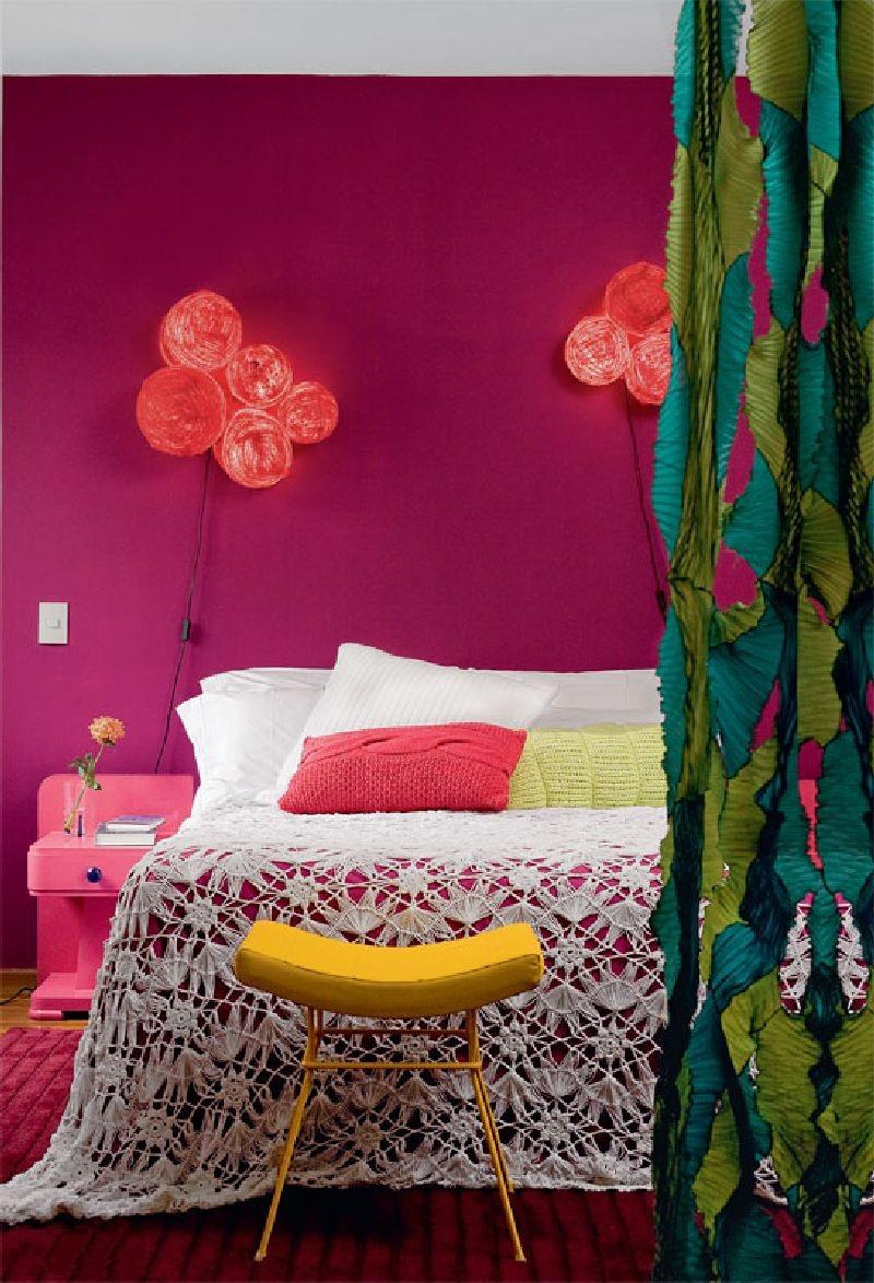 adelaparvu.com despre apartament mic si colorat, design interior Adriana Yazbek, Foto Casa Claudia (7)