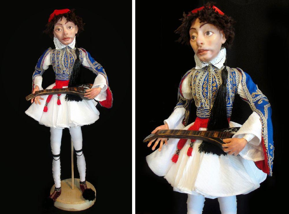 adelaparvu.com despre artist papusar, Elena Obrocea, din reclama Desteptaretele Bonux (2)