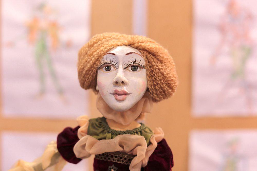 adelaparvu.com despre artist papusi Elena Orbocea, reclama Bonux (1)