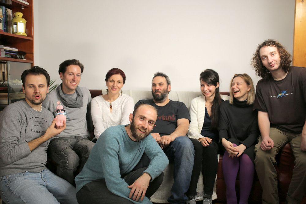 adelaparvu.com despre artist papusi Elena Orbocea, reclama Bonux (13)