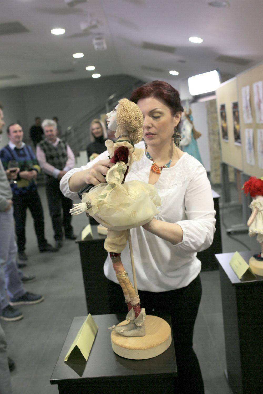 adelaparvu.com despre artist papusi Elena Orbocea, reclama Bonux (3)