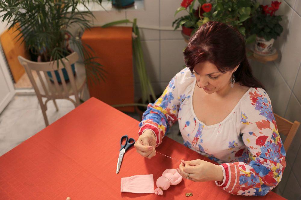 adelaparvu.com despre artist papusi Elena Orbocea, reclama Bonux (8)