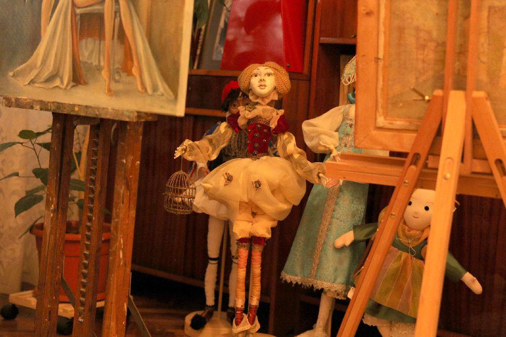 adelaparvu.com despre artist papusi Elena Orbocea, reclama Bonux (9)