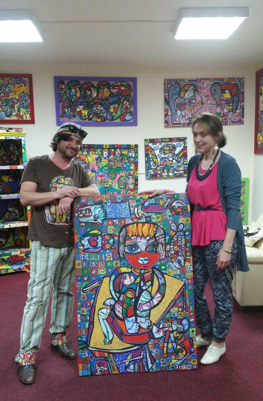 adelaparvu.com despre artistul Laurentiu Dimisca (45)