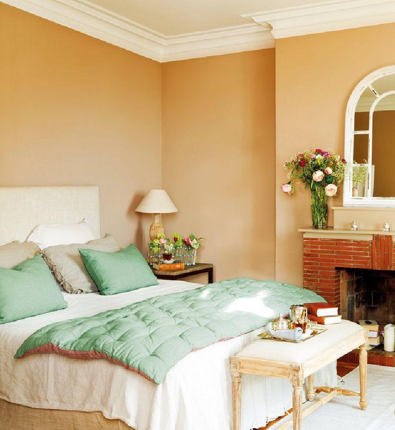 adelaparvu.com despre casa Spania cu pereti maro, design interior Laura Masiques, Foto ElMueble (10)