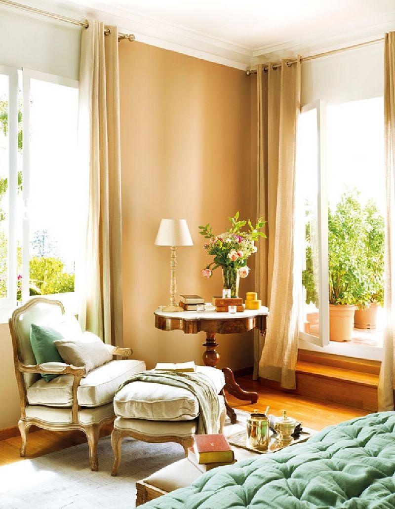 adelaparvu.com despre casa Spania cu pereti maro, design interior Laura Masiques, Foto ElMueble (12)