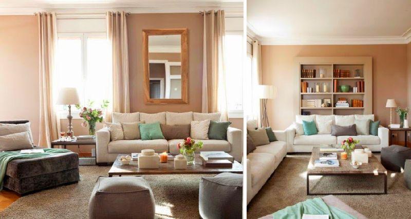 adelaparvu.com despre casa Spania cu pereti maro, design interior Laura Masiques, Foto ElMueble (15)