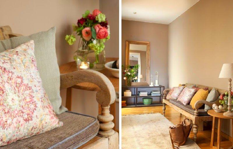 adelaparvu.com despre casa Spania cu pereti maro, design interior Laura Masiques, Foto ElMueble (16)