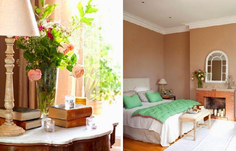 adelaparvu.com despre casa Spania cu pereti maro, design interior Laura Masiques, Foto ElMueble (17)