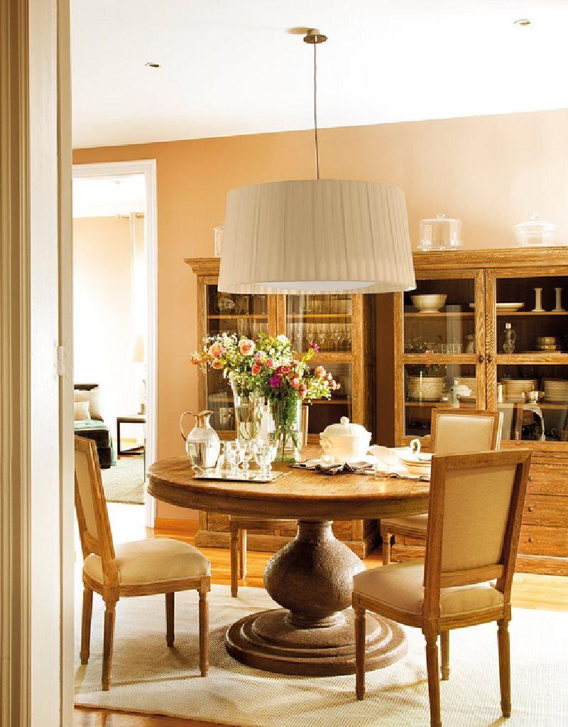 adelaparvu.com despre casa Spania cu pereti maro, design interior Laura Masiques, Foto ElMueble (3)