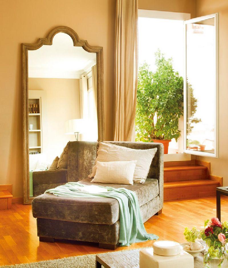 adelaparvu.com despre casa Spania cu pereti maro, design interior Laura Masiques, Foto ElMueble (4)