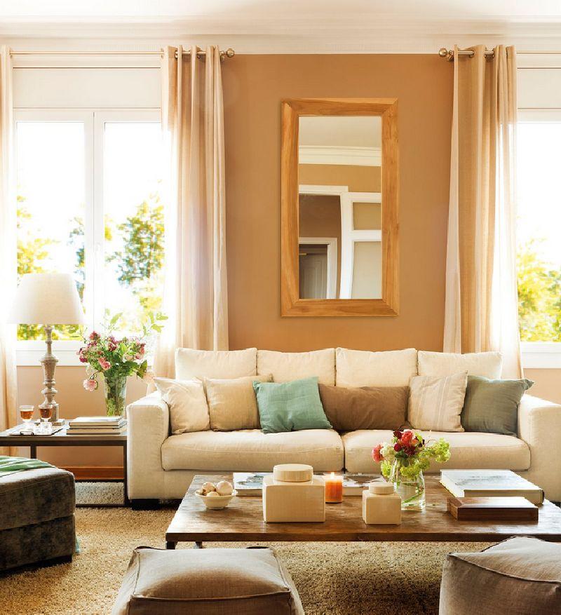 adelaparvu.com despre casa Spania cu pereti maro, design interior Laura Masiques, Foto ElMueble (6)