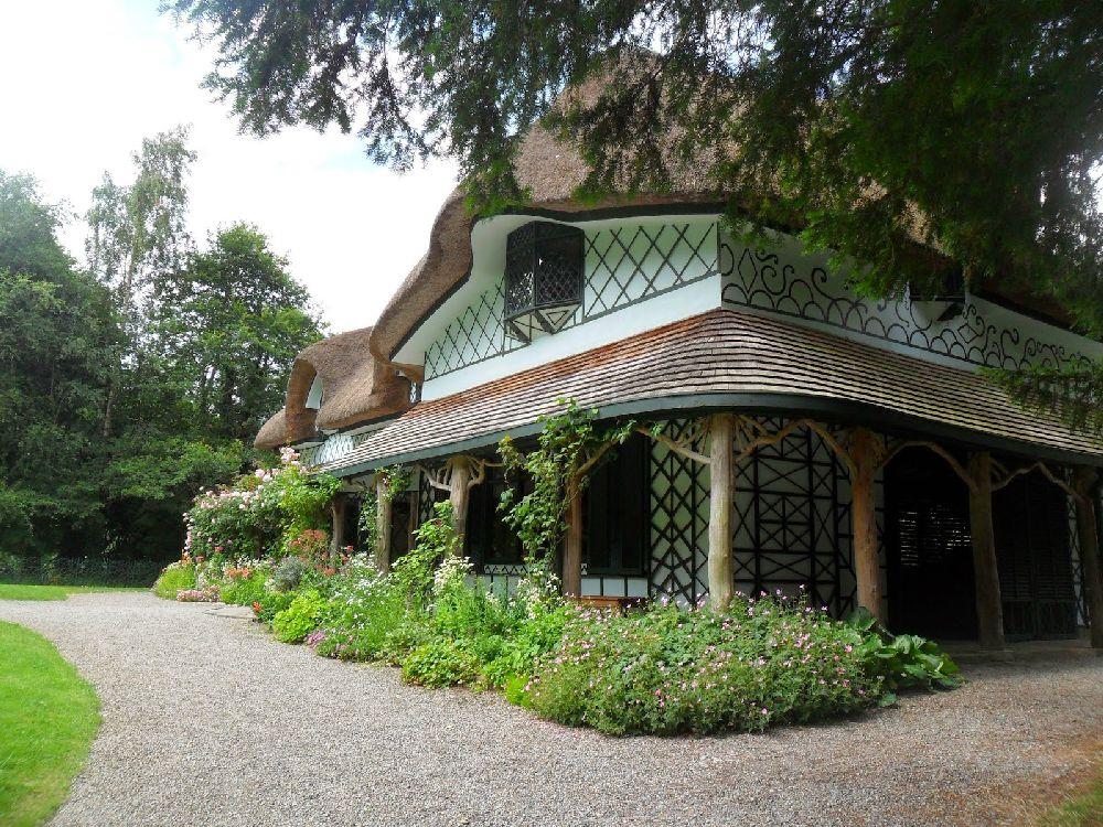 adelaparvu.com despre casa cu acoperis din stuf, Swiss Cottage in Cahir, Tippera, Irlanda (12)