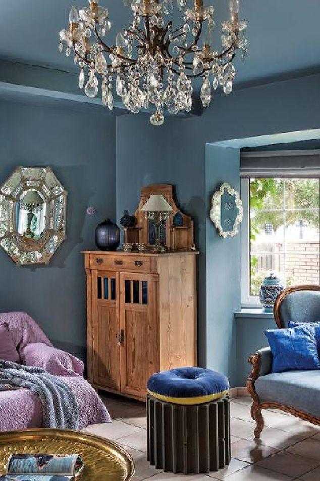 adelaparvu.com despre casa cu living albastru, Foto Rafal Lipski, Weranda (1)