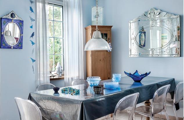 adelaparvu.com despre casa cu living albastru, Foto Rafal Lipski, Weranda (11)