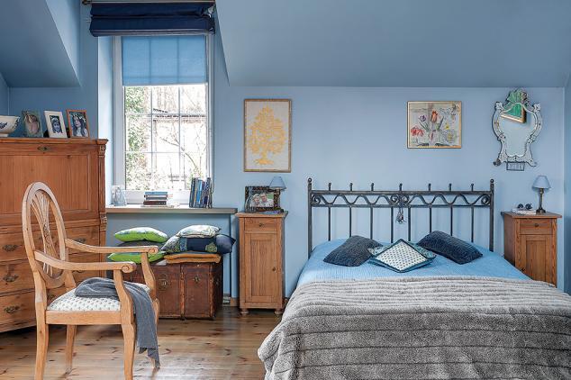 adelaparvu.com despre casa cu living albastru, Foto Rafal Lipski, Weranda (13)