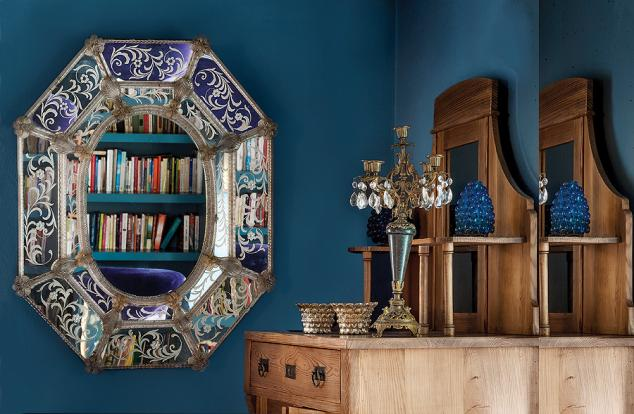 adelaparvu.com despre casa cu living albastru, Foto Rafal Lipski, Weranda (3)