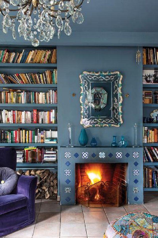 adelaparvu.com despre casa cu living albastru, Foto Rafal Lipski, Weranda (4)