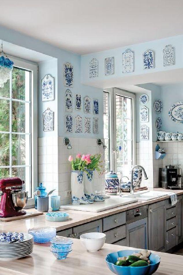 adelaparvu.com despre casa cu living albastru, Foto Rafal Lipski, Weranda (8)
