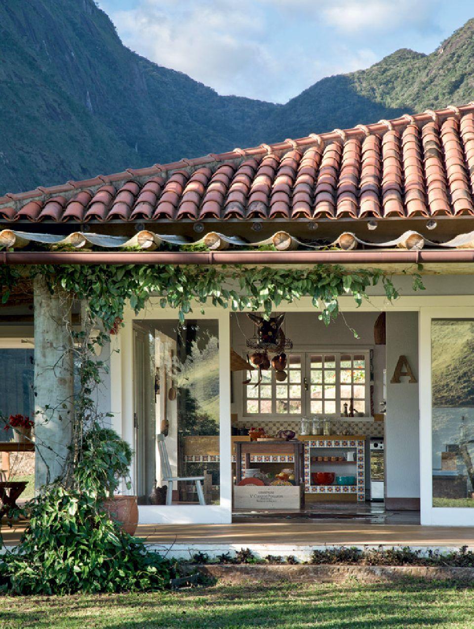 adelaparvu.com despre casa de vacanta la munte in Brazilia, arhitectura  Renata Bartolomeu (11)