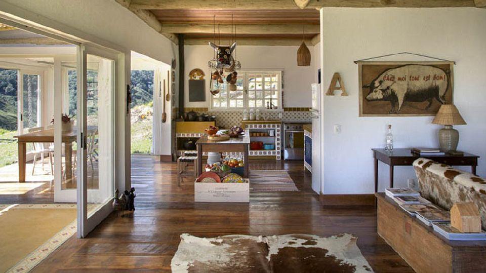 adelaparvu.com despre casa de vacanta la munte in Brazilia, arhitectura  Renata Bartolomeu (21)