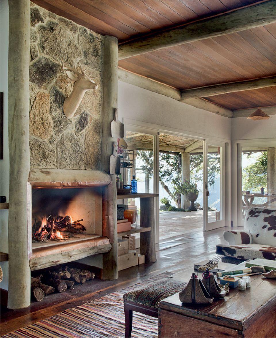 adelaparvu.com despre casa de vacanta la munte in Brazilia, arhitectura  Renata Bartolomeu (7)