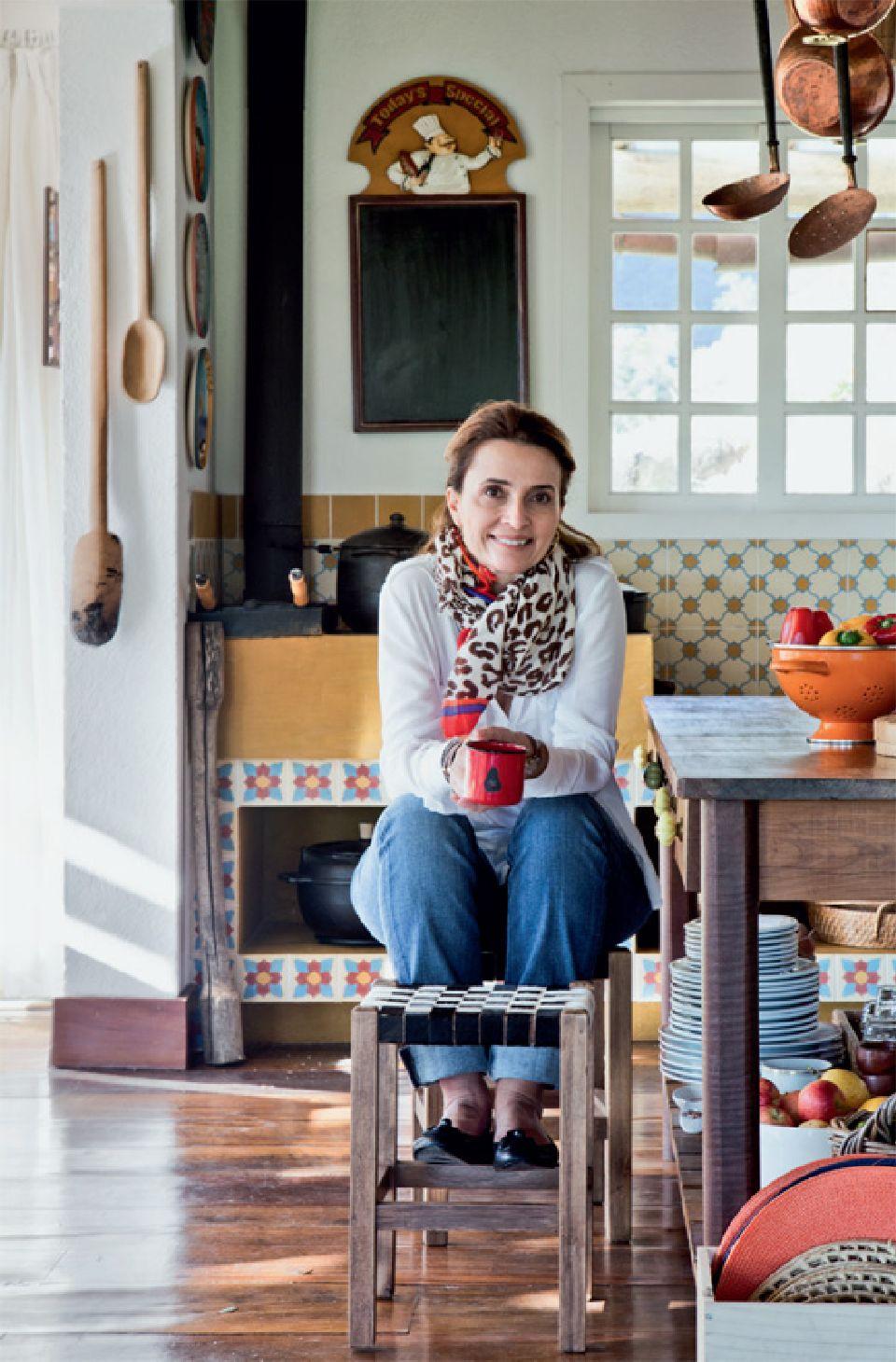 adelaparvu.com despre casa de vacanta la munte in Brazilia, arhitectura  Renata Bartolomeu (8)