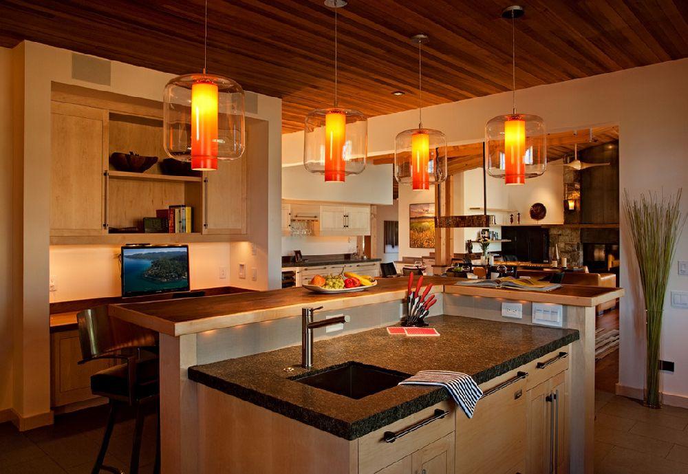 adelaparvu.com despre casa in stil modern montan, designer Annie MacFadyen, arhitectura Ryan Grup Architects, Foto Ethan Rohloff (11)
