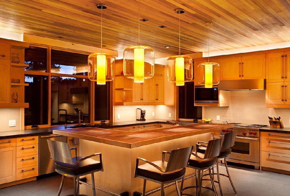 adelaparvu.com despre casa in stil modern montan, designer Annie MacFadyen, arhitectura Ryan Grup Architects, Foto Ethan Rohloff (7)