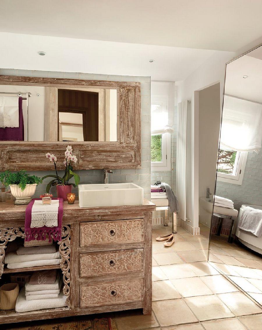 adelaparvu.com despre casa remodelata, design interior Patricia del Olmo, Maiolica Studio, Foto ElMueble (11)
