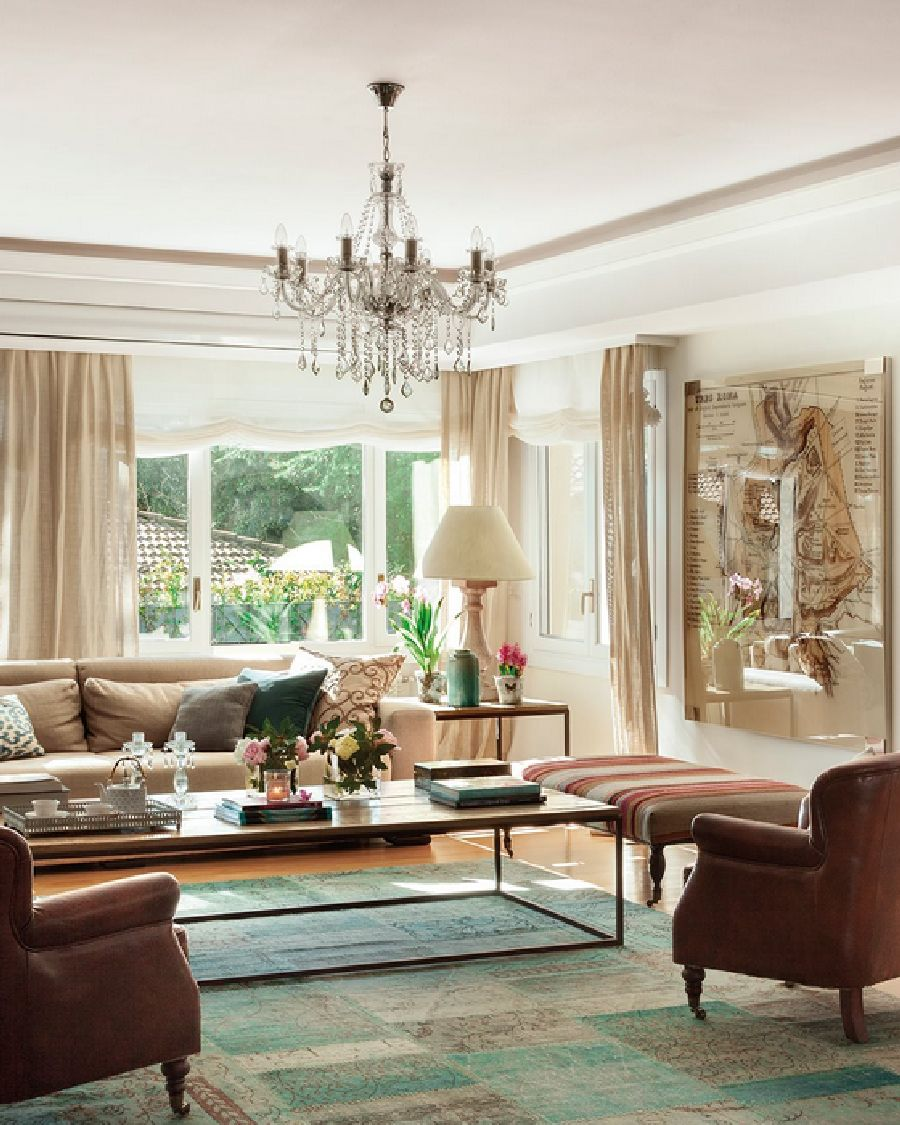 adelaparvu.com despre casa remodelata, design interior Patricia del Olmo, Maiolica Studio, Foto ElMueble (5)